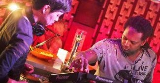 Kitsune Bar DJ booth2